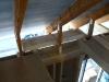 Dachschräge und Treppenhaus
