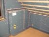 WC-Kasten im Badezimmer