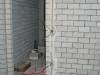 Wand zwischen Technikraum und Flur