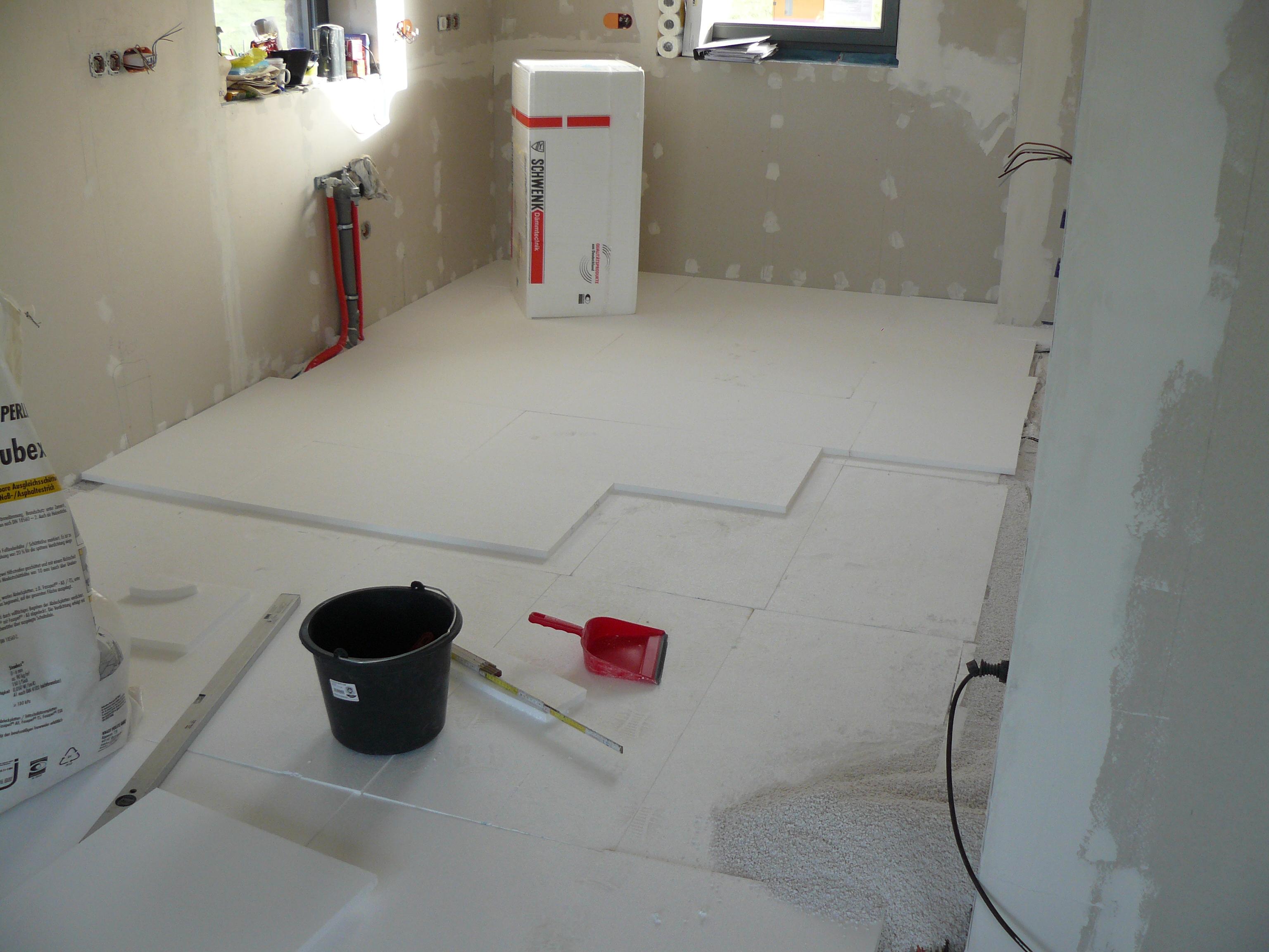 zweite Lage in der Küche