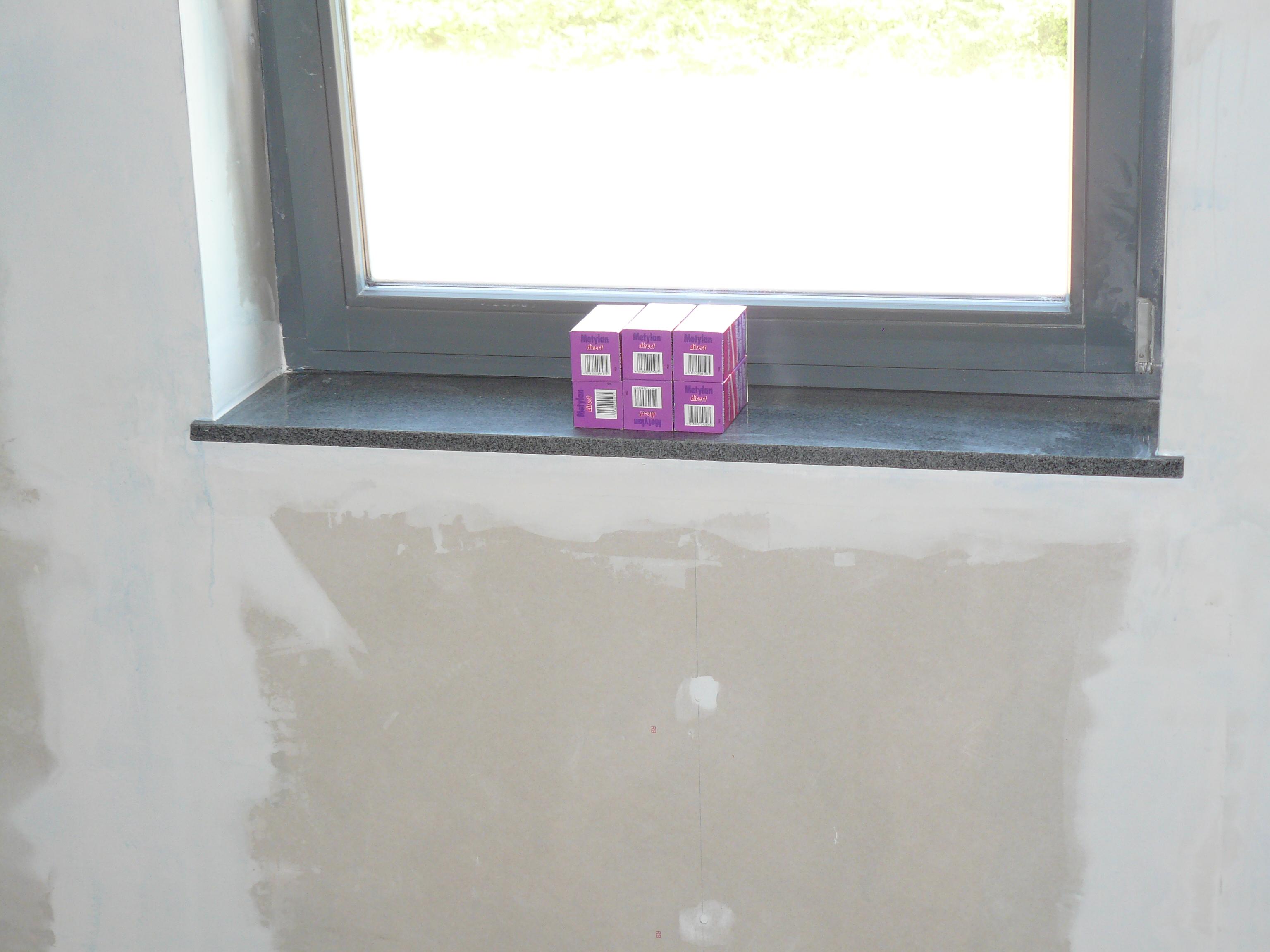 Fensterbank im Kinderzimmer