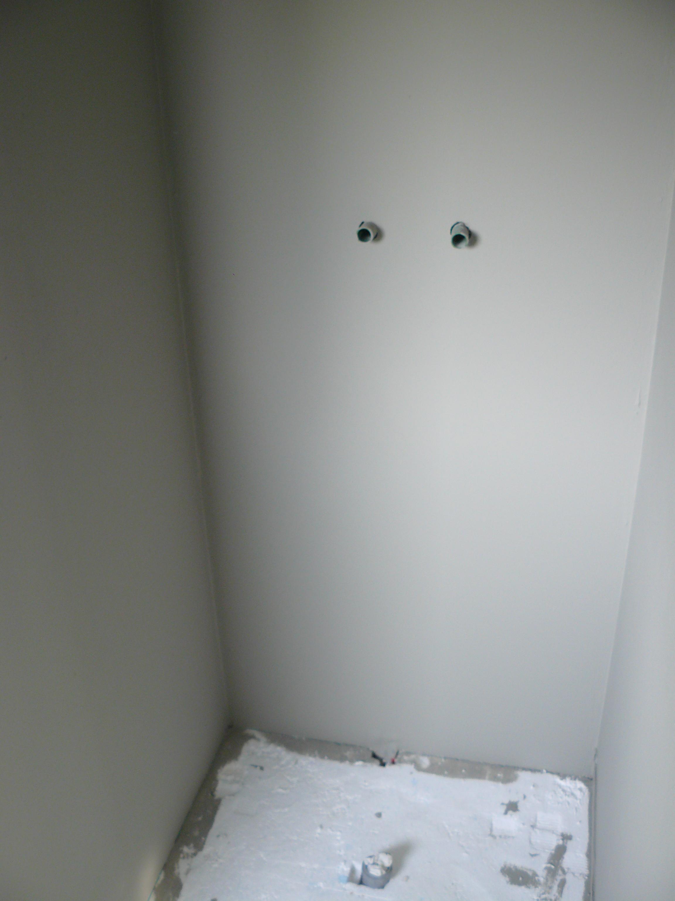 Gäste-WC Dusche