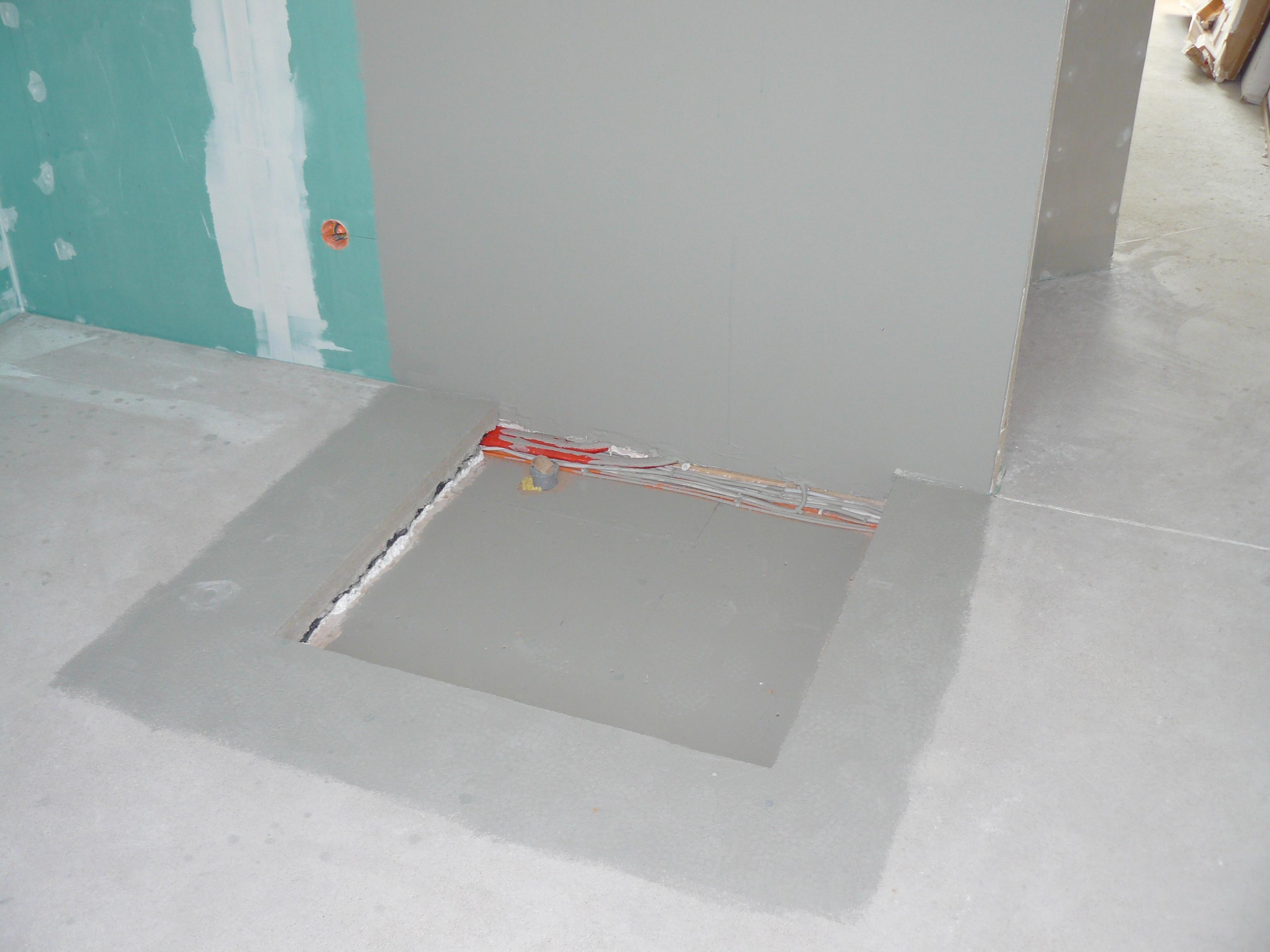 wohnzimmerz: dusche nachträglich einbauen with das bad renovieren, Badezimmer