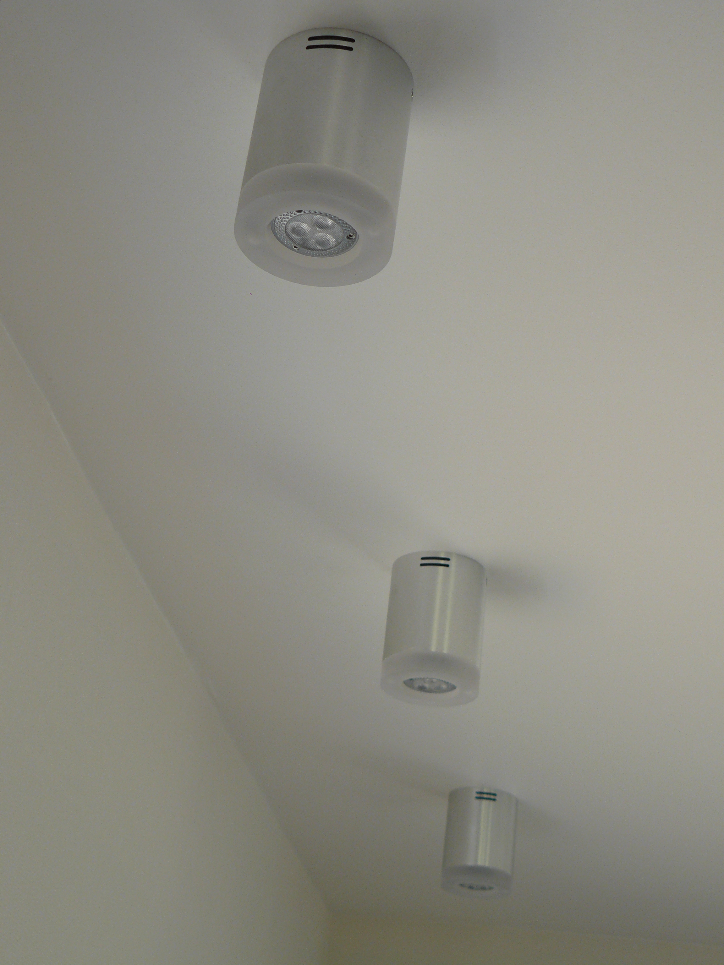 LED-Beleuchtung Arbeitsplatte
