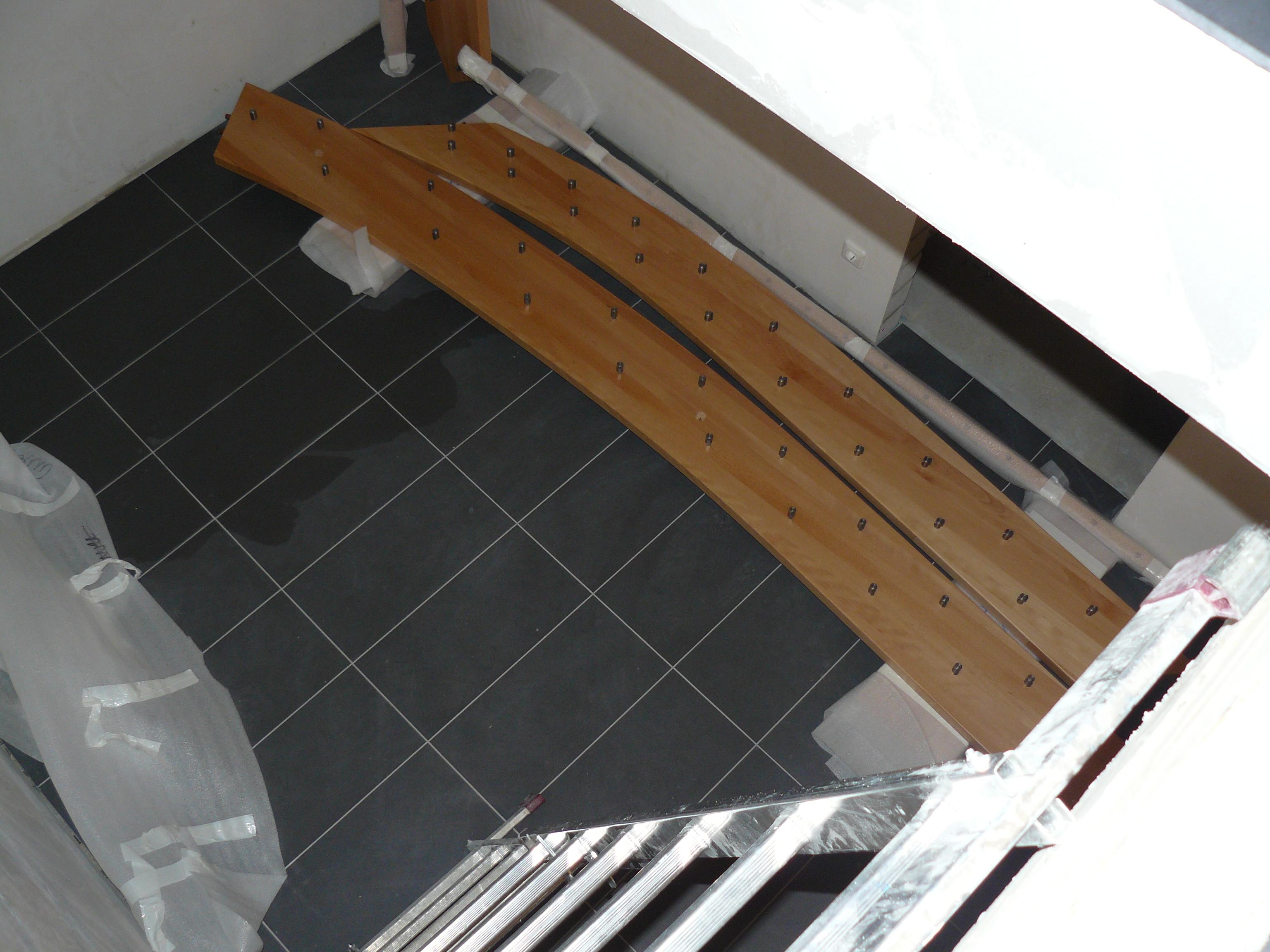 Bautagebuch Fronhoven » Obergeschoss
