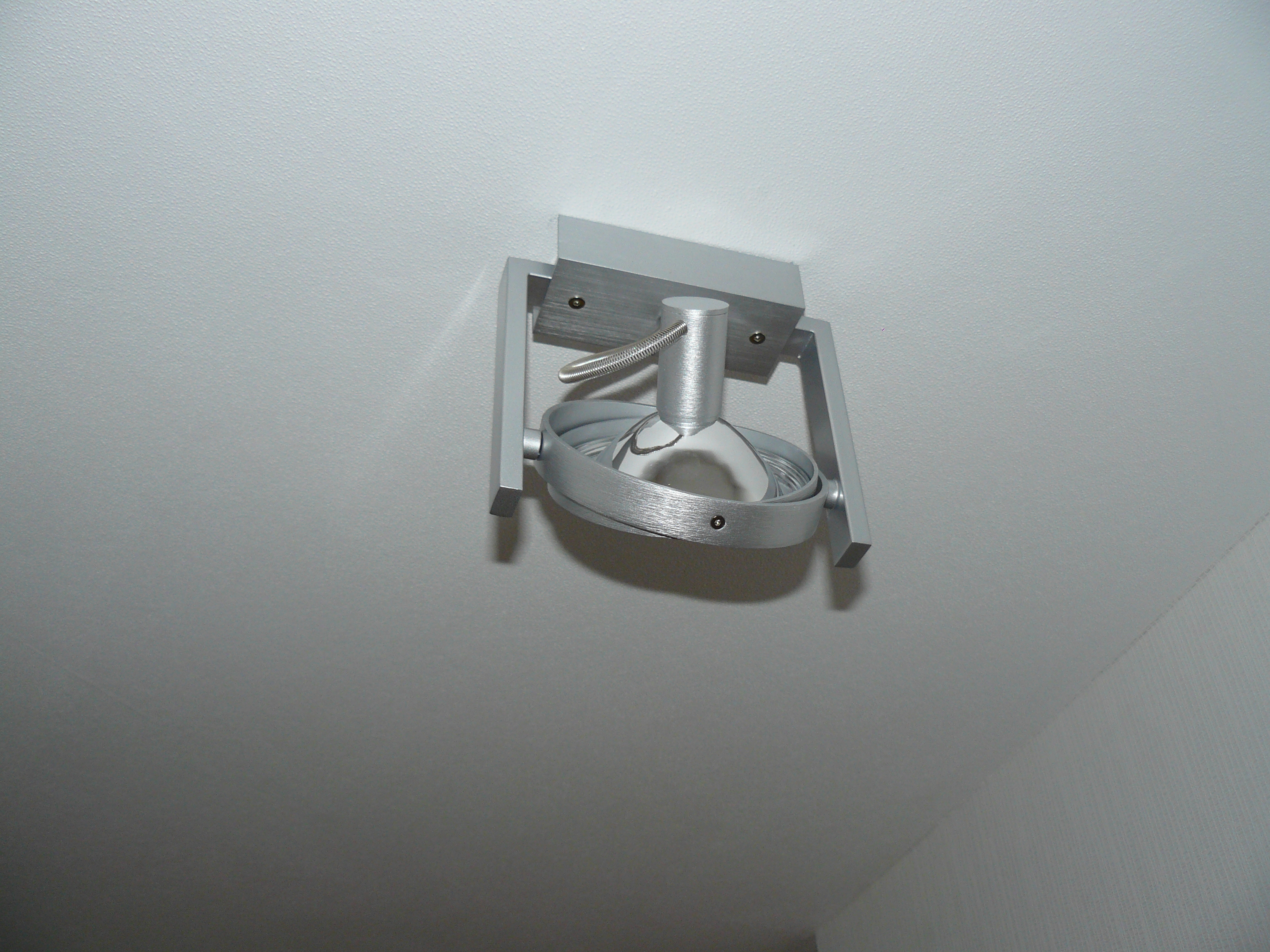 Lampe Flur OG (Rückseite)