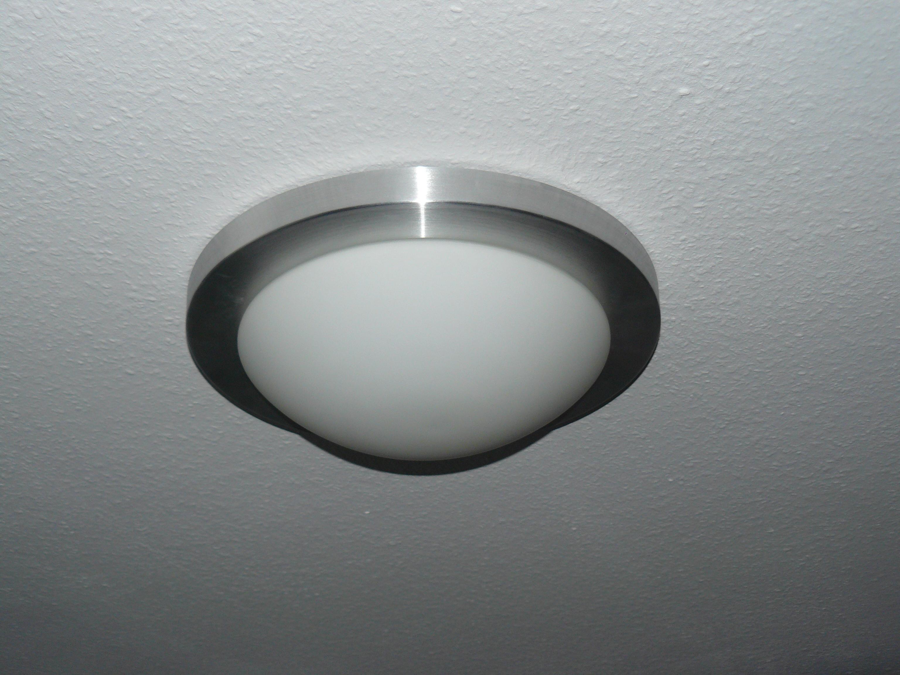Lampe Abstellraum