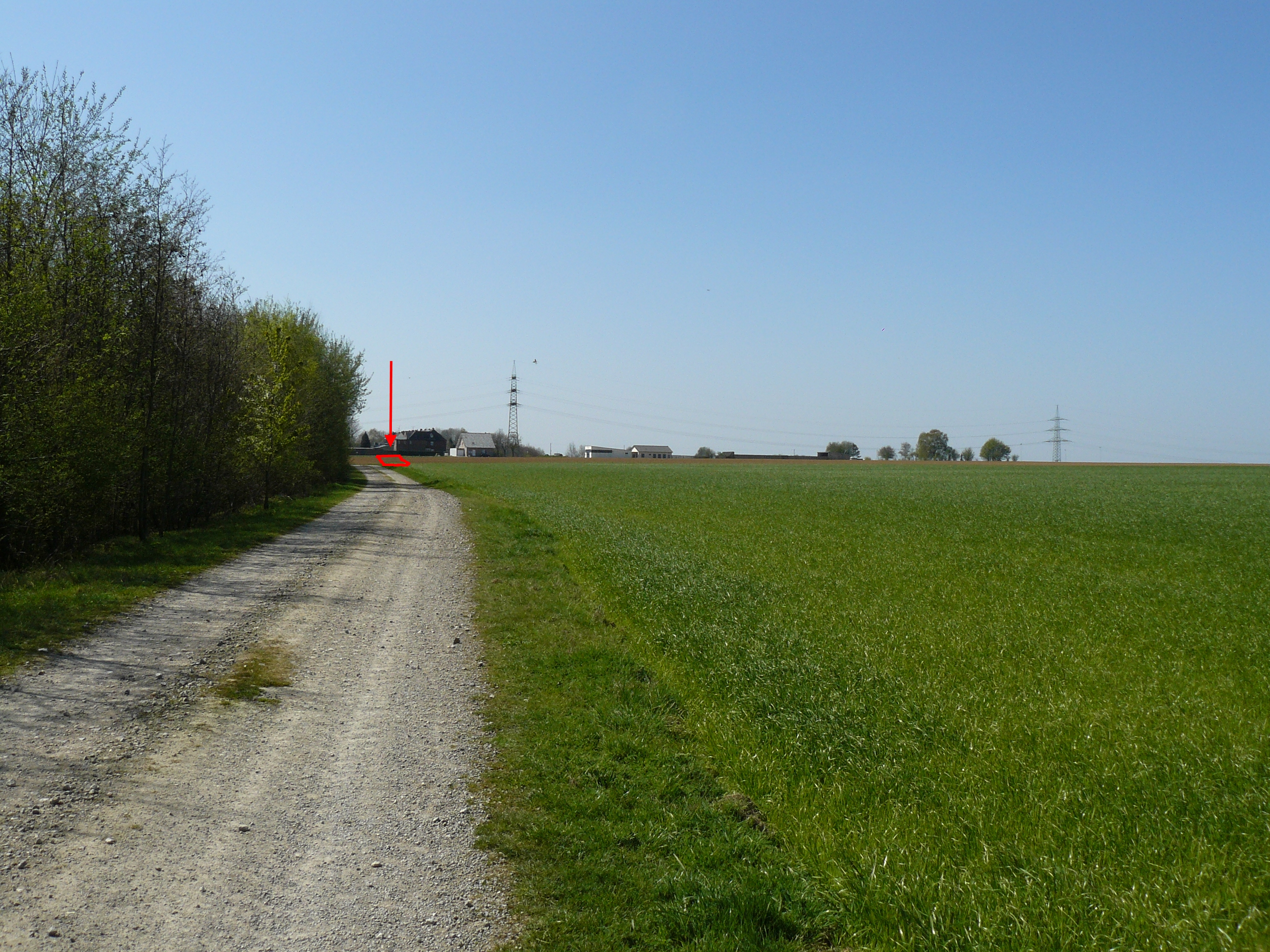 Grundstück am 18.04.2010 Bild 1