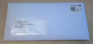Brief Antrag StädteRegion Aachen Untere Wasserbehörde