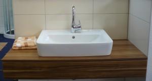 Waschbecken Aufpreisvariante