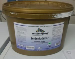 Meistergold - Seidenlatex LF