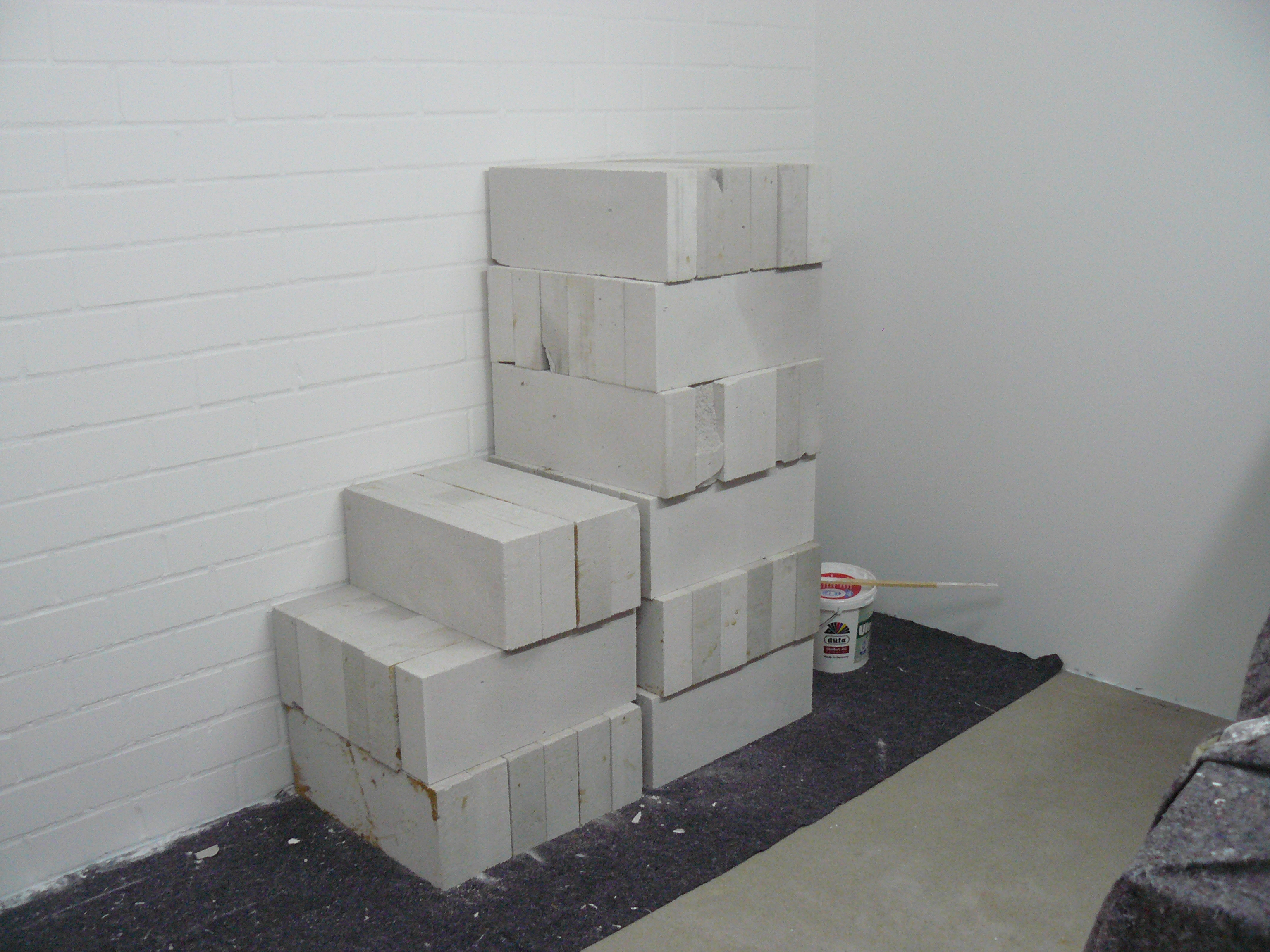 bautagebuch fronhoven porenbetonsteine vor der verarbeitung. Black Bedroom Furniture Sets. Home Design Ideas