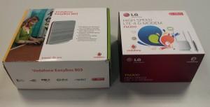 Easybox und 4G Modem
